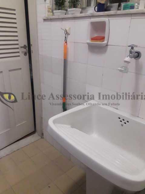 Área de serviço - Apartamento 2 quartos à venda Tijuca, Norte,Rio de Janeiro - R$ 450.000 - TAAP22548 - 22