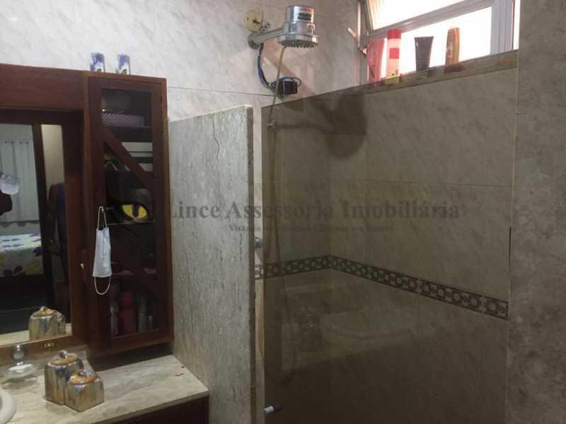Banheiro social. - Casa em Condomínio 3 quartos à venda Vila Isabel, Norte,Rio de Janeiro - R$ 1.200.000 - TACN30014 - 21