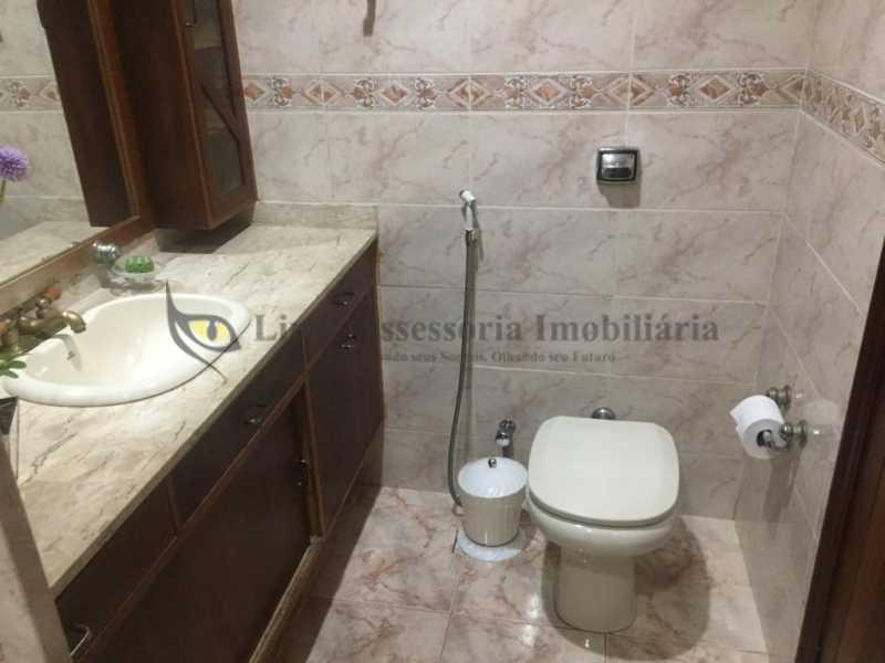 banheiro.suite - Casa em Condomínio 3 quartos à venda Vila Isabel, Norte,Rio de Janeiro - R$ 1.200.000 - TACN30014 - 16