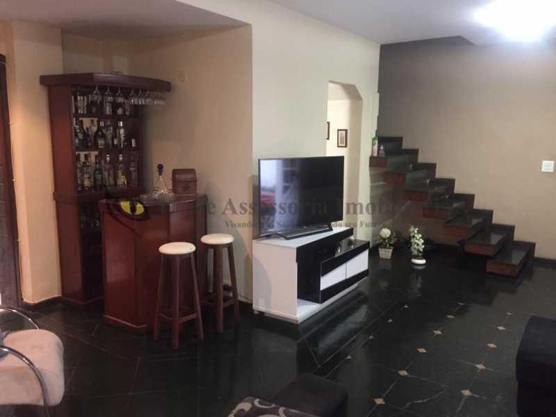 bar estar. - Casa em Condomínio 3 quartos à venda Vila Isabel, Norte,Rio de Janeiro - R$ 1.200.000 - TACN30014 - 4