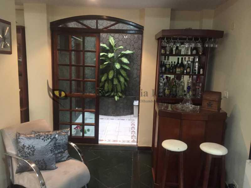 bar. - Casa em Condomínio 3 quartos à venda Vila Isabel, Norte,Rio de Janeiro - R$ 1.200.000 - TACN30014 - 5