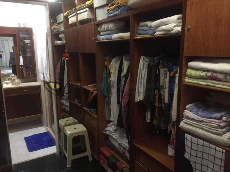 closet 1. - Casa em Condomínio 3 quartos à venda Vila Isabel, Norte,Rio de Janeiro - R$ 1.200.000 - TACN30014 - 14