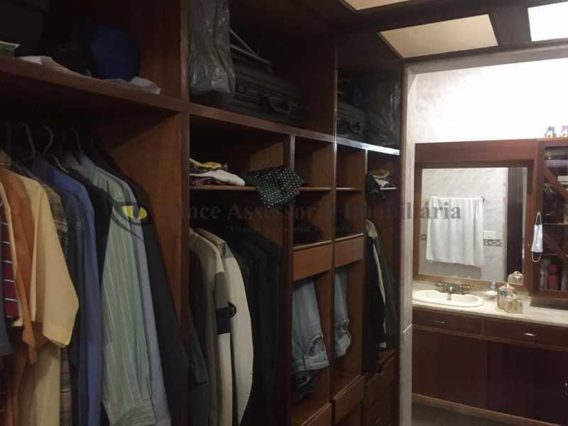 Closet. - Casa em Condomínio 3 quartos à venda Vila Isabel, Norte,Rio de Janeiro - R$ 1.200.000 - TACN30014 - 12