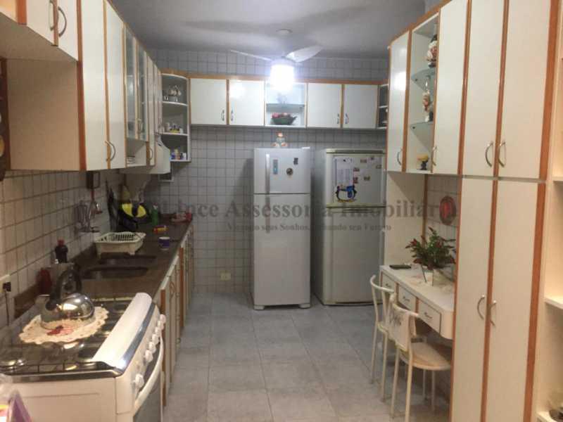cozinha 1. - Casa em Condomínio 3 quartos à venda Vila Isabel, Norte,Rio de Janeiro - R$ 1.200.000 - TACN30014 - 8