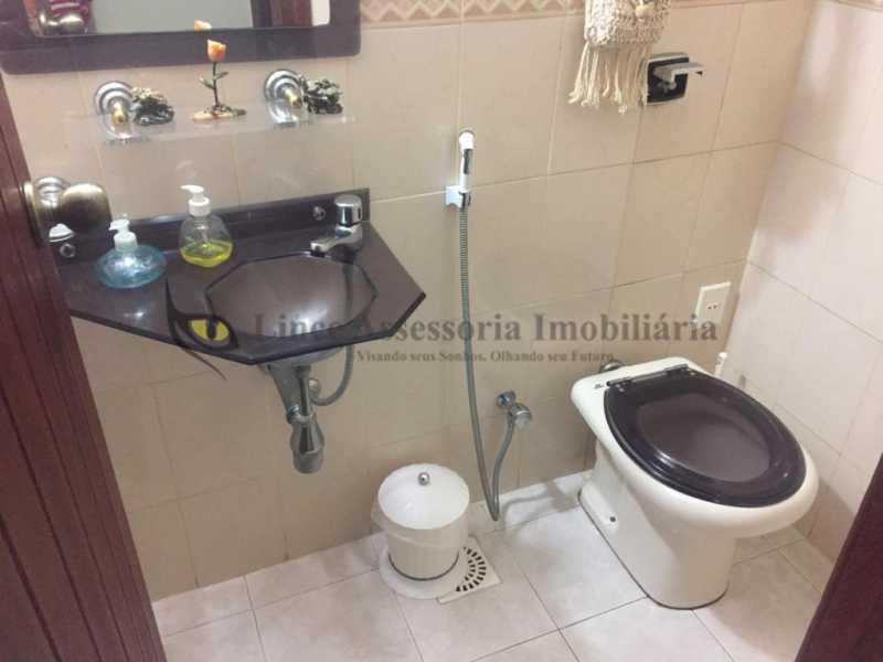 lavabo1. - Casa em Condomínio 3 quartos à venda Vila Isabel, Norte,Rio de Janeiro - R$ 1.200.000 - TACN30014 - 7