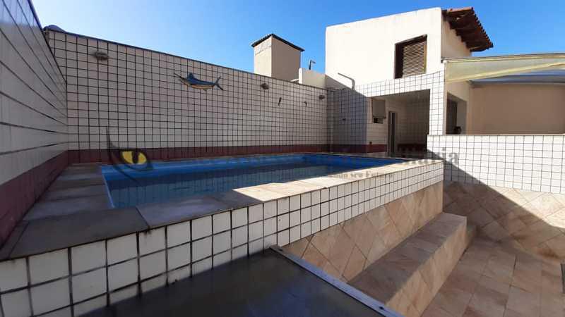 piscina 2. - Casa em Condomínio 3 quartos à venda Vila Isabel, Norte,Rio de Janeiro - R$ 1.200.000 - TACN30014 - 28