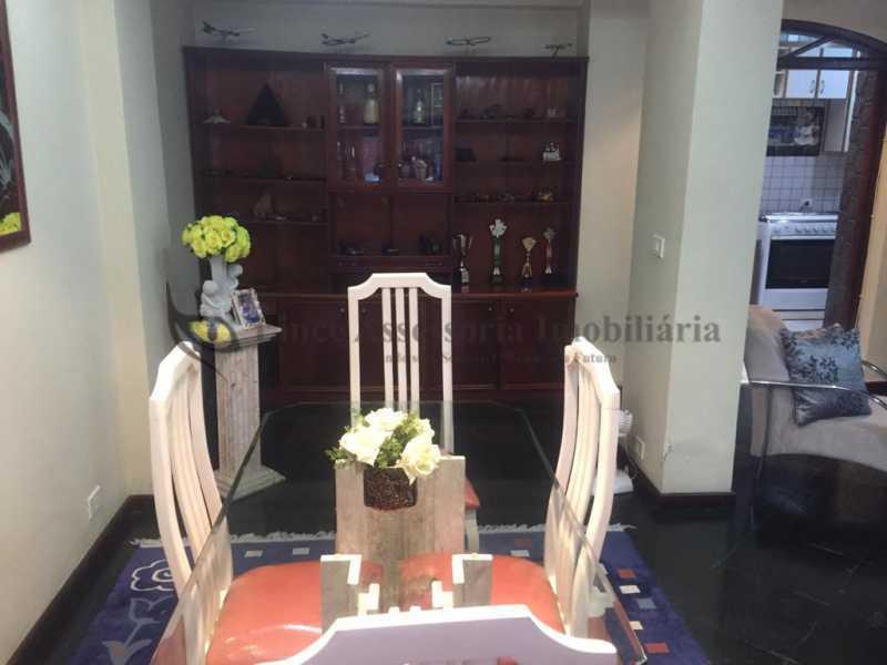 sala jantar. - Casa em Condomínio 3 quartos à venda Vila Isabel, Norte,Rio de Janeiro - R$ 1.200.000 - TACN30014 - 3