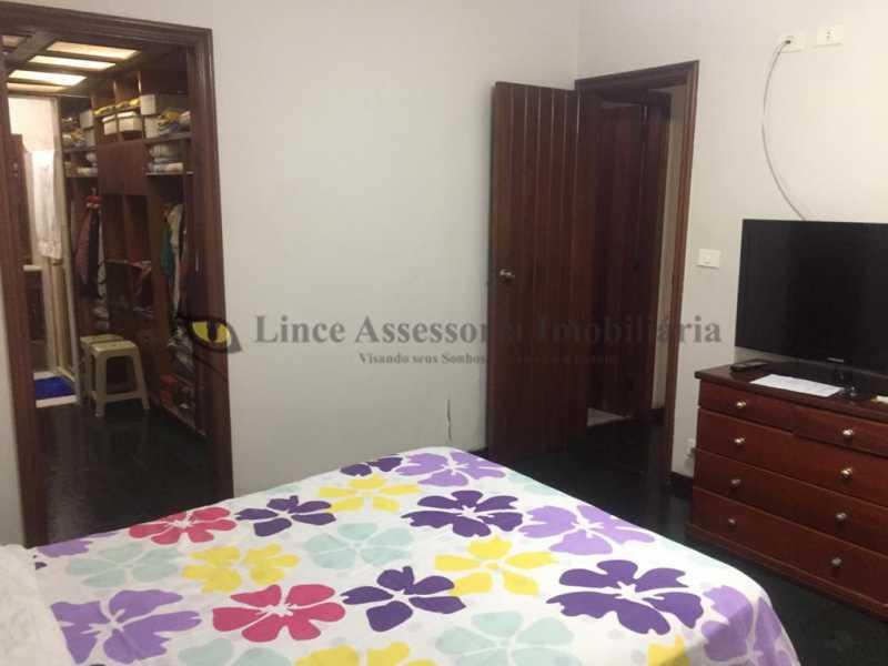 suite com closet 1. - Casa em Condomínio 3 quartos à venda Vila Isabel, Norte,Rio de Janeiro - R$ 1.200.000 - TACN30014 - 10