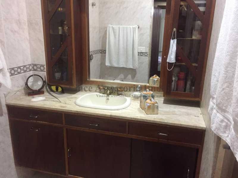 Banheiro social - Casa em Condomínio 3 quartos à venda Vila Isabel, Norte,Rio de Janeiro - R$ 1.200.000 - TACN30014 - 20