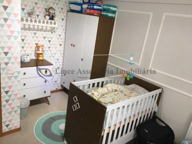 Quarto 2 - Apartamento 2 quartos à venda Maracanã, Norte,Rio de Janeiro - R$ 485.000 - TAAP22549 - 9
