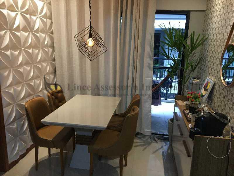 Sala em dois ambientes - Apartamento 2 quartos à venda Maracanã, Norte,Rio de Janeiro - R$ 485.000 - TAAP22549 - 3