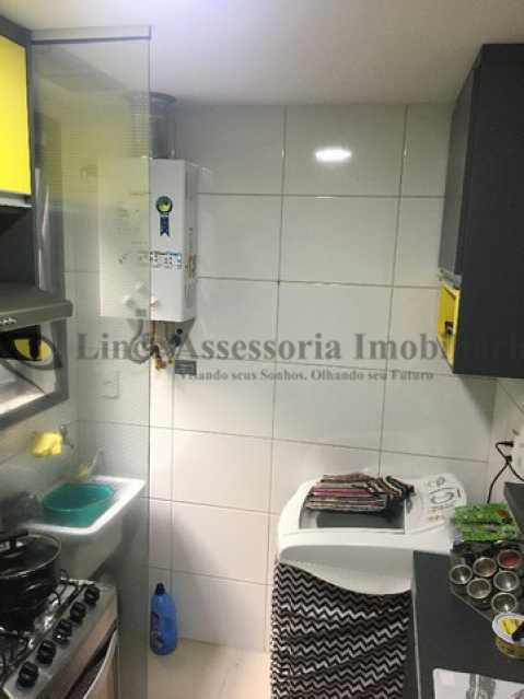 Cozinha - Apartamento 2 quartos à venda Maracanã, Norte,Rio de Janeiro - R$ 485.000 - TAAP22549 - 12