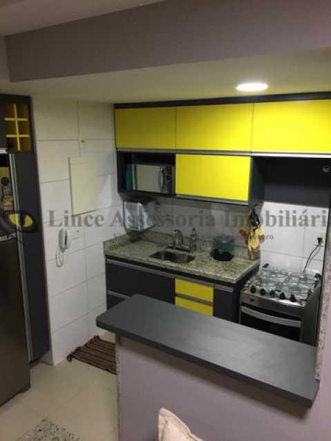 Cozinha - Apartamento 2 quartos à venda Maracanã, Norte,Rio de Janeiro - R$ 485.000 - TAAP22549 - 11