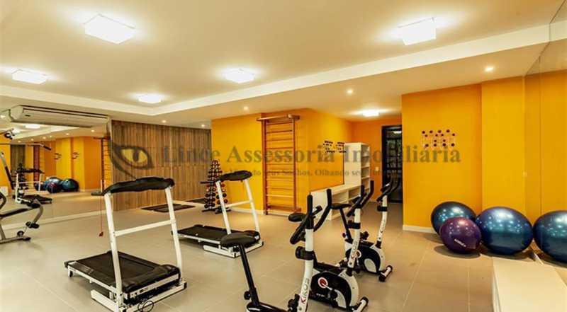 Academia - Apartamento 2 quartos à venda Maracanã, Norte,Rio de Janeiro - R$ 485.000 - TAAP22549 - 17