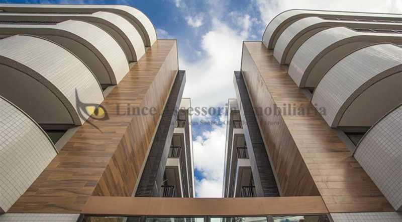 Fachada - Apartamento 2 quartos à venda Maracanã, Norte,Rio de Janeiro - R$ 485.000 - TAAP22549 - 21