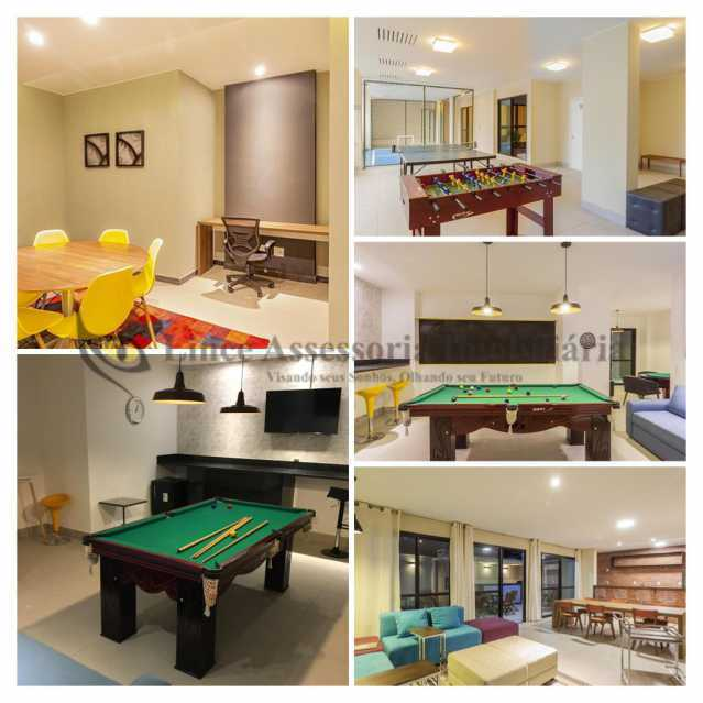 Salão de jogos - Apartamento 2 quartos à venda Maracanã, Norte,Rio de Janeiro - R$ 485.000 - TAAP22549 - 19
