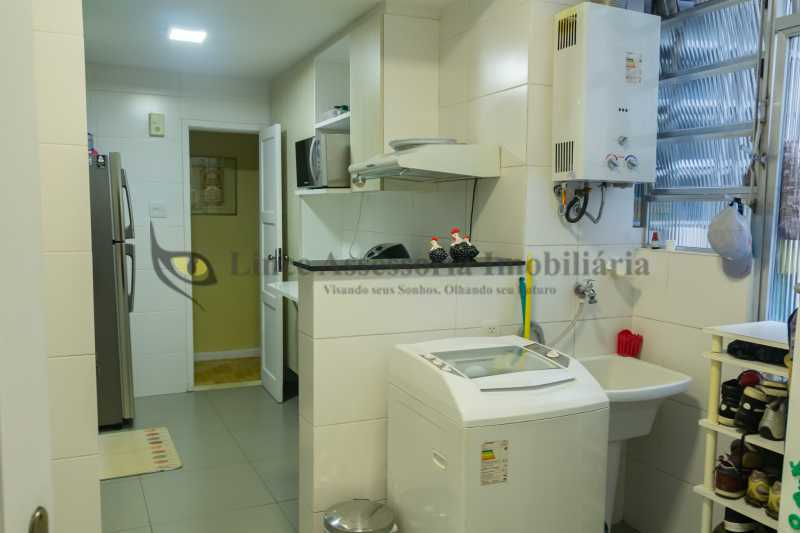_MG_9107 - Apartamento 4 quartos à venda Praça da Bandeira, Norte,Rio de Janeiro - R$ 590.000 - TAAP40193 - 29