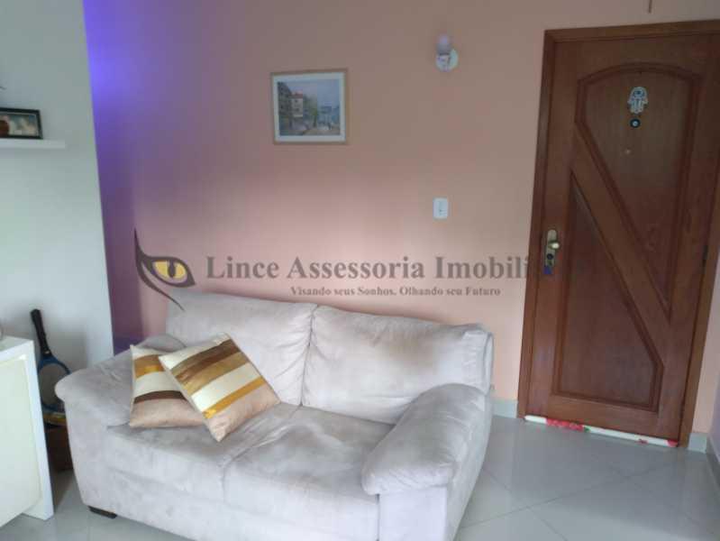 sala  - Apartamento 2 quartos à venda Grajaú, Norte,Rio de Janeiro - R$ 450.000 - TAAP22551 - 4