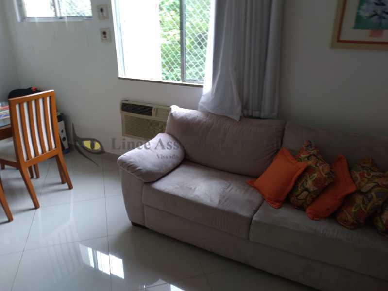 sala  - Apartamento 2 quartos à venda Grajaú, Norte,Rio de Janeiro - R$ 450.000 - TAAP22551 - 3