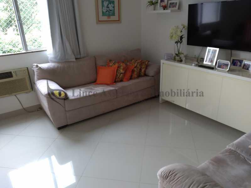 sala  - Apartamento 2 quartos à venda Grajaú, Norte,Rio de Janeiro - R$ 450.000 - TAAP22551 - 1
