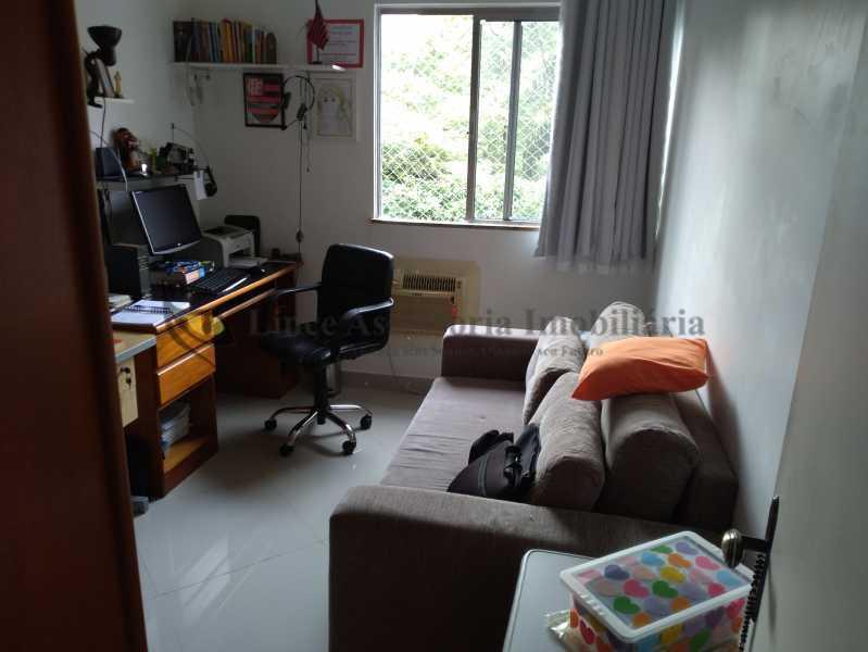 2ºquarto - Apartamento 2 quartos à venda Grajaú, Norte,Rio de Janeiro - R$ 450.000 - TAAP22551 - 11