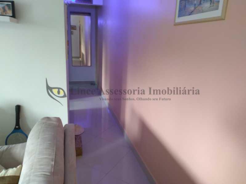 corredor - Apartamento 2 quartos à venda Grajaú, Norte,Rio de Janeiro - R$ 450.000 - TAAP22551 - 14
