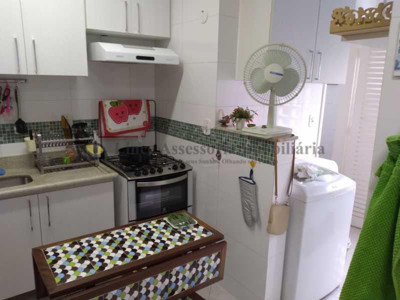 cozinha  - Apartamento 2 quartos à venda Grajaú, Norte,Rio de Janeiro - R$ 450.000 - TAAP22551 - 17