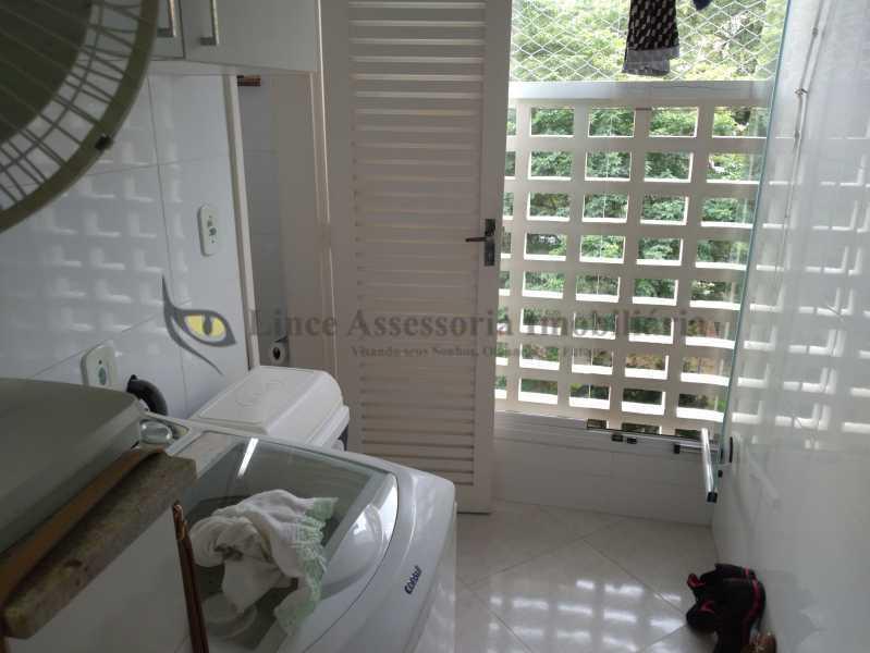 area serv - Apartamento 2 quartos à venda Grajaú, Norte,Rio de Janeiro - R$ 450.000 - TAAP22551 - 19