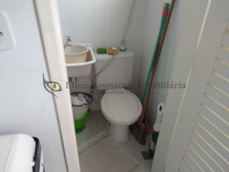 banh serv  - Apartamento 2 quartos à venda Grajaú, Norte,Rio de Janeiro - R$ 450.000 - TAAP22551 - 22