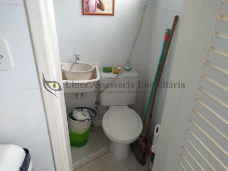 banh serv - Apartamento 2 quartos à venda Grajaú, Norte,Rio de Janeiro - R$ 450.000 - TAAP22551 - 21