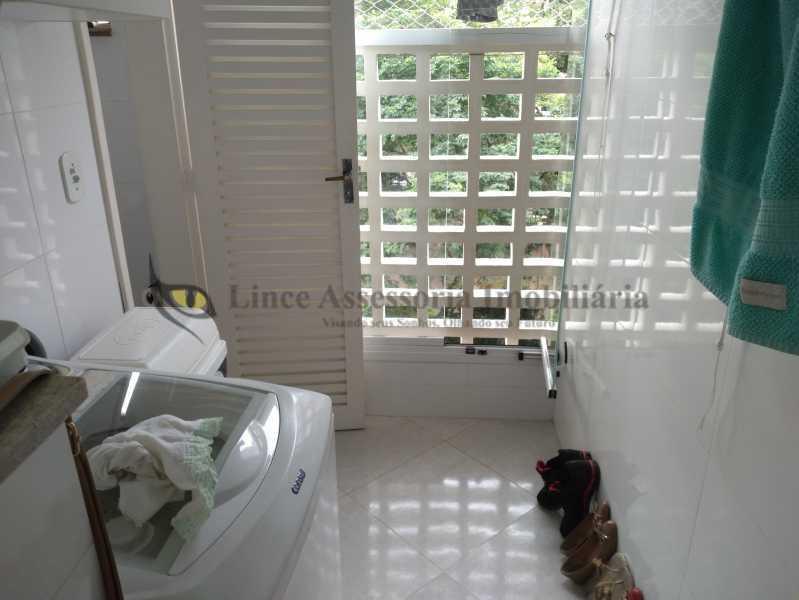 area serv - Apartamento 2 quartos à venda Grajaú, Norte,Rio de Janeiro - R$ 450.000 - TAAP22551 - 20