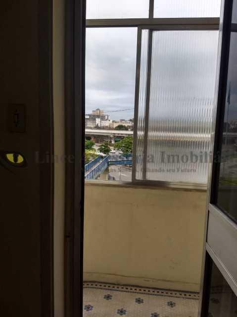 Varanda - Apartamento 2 quartos à venda Praça da Bandeira, Norte,Rio de Janeiro - R$ 320.000 - TAAP22552 - 10