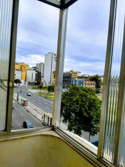 Varanda - Apartamento 2 quartos à venda Praça da Bandeira, Norte,Rio de Janeiro - R$ 320.000 - TAAP22552 - 12