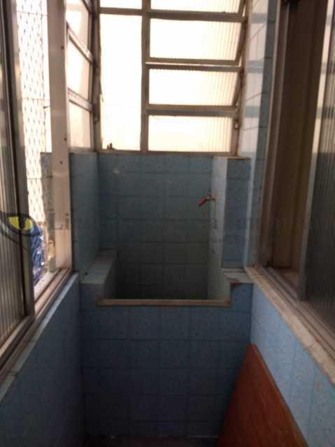 Área Serviço - Apartamento 2 quartos à venda Praça da Bandeira, Norte,Rio de Janeiro - R$ 320.000 - TAAP22552 - 28