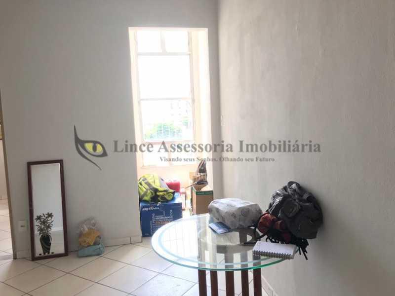 02 SALA 1 - Apartamento 1 quarto à venda Lins de Vasconcelos, Norte,Rio de Janeiro - R$ 125.000 - TAAP10507 - 3