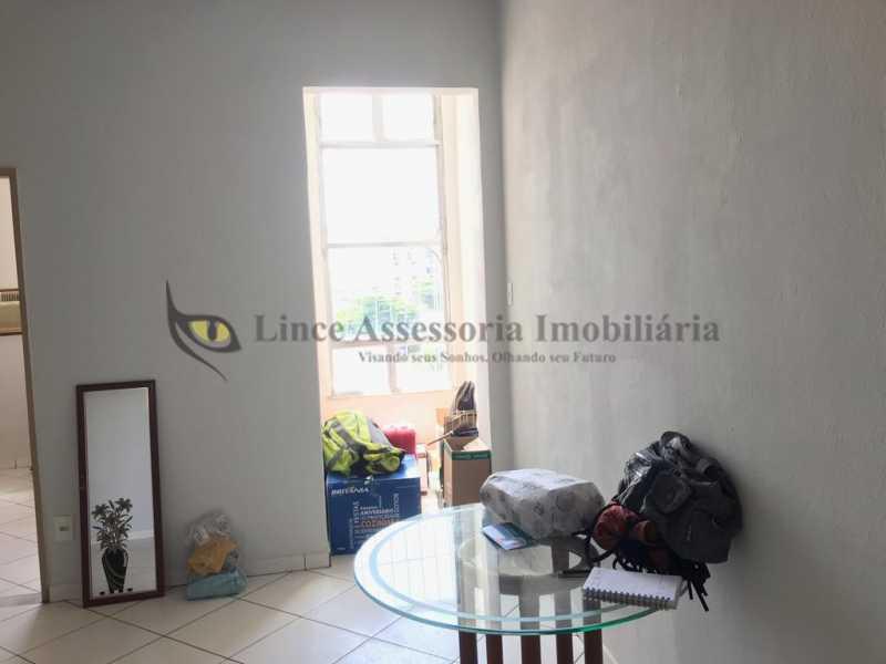 03 SALA 1.2 - Apartamento 1 quarto à venda Lins de Vasconcelos, Norte,Rio de Janeiro - R$ 125.000 - TAAP10507 - 4