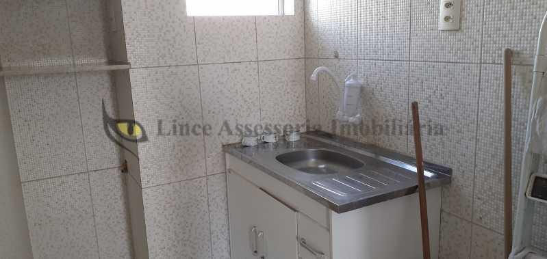 08 COZINHA 1 - Apartamento 1 quarto à venda Lins de Vasconcelos, Norte,Rio de Janeiro - R$ 125.000 - TAAP10507 - 9