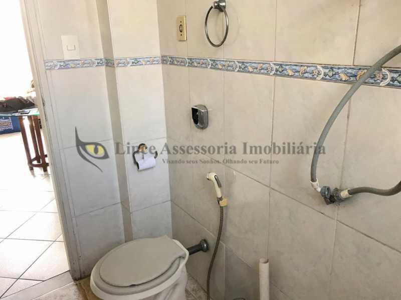 12 BANHEIRO SOCIAL 1 - Apartamento 1 quarto à venda Lins de Vasconcelos, Norte,Rio de Janeiro - R$ 125.000 - TAAP10507 - 13