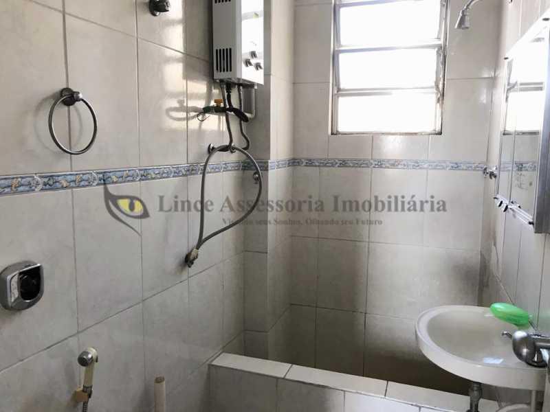 13 BANHEIRO SOCIAL 1.1 - Apartamento 1 quarto à venda Lins de Vasconcelos, Norte,Rio de Janeiro - R$ 125.000 - TAAP10507 - 14