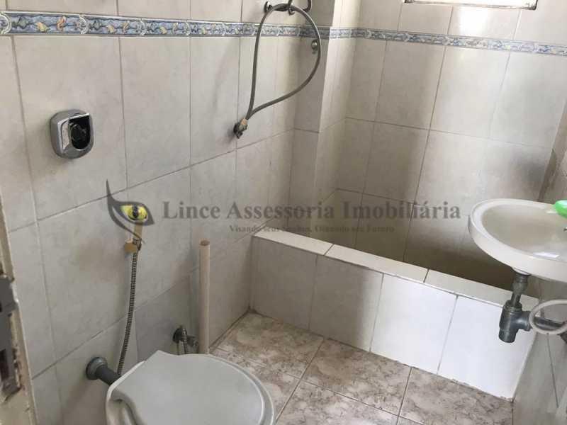 14 BANHEIRO SOCIAL 1.2 - Apartamento 1 quarto à venda Lins de Vasconcelos, Norte,Rio de Janeiro - R$ 125.000 - TAAP10507 - 15