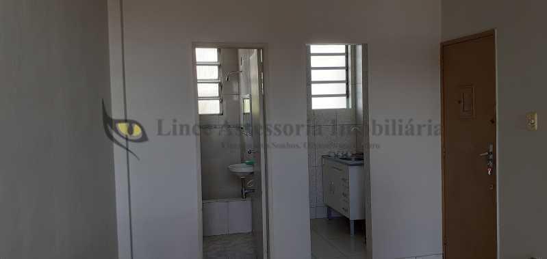 16 SALA - Apartamento 1 quarto à venda Lins de Vasconcelos, Norte,Rio de Janeiro - R$ 125.000 - TAAP10507 - 17