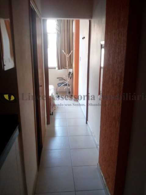 Circulação - Apartamento 1 quarto à venda Centro,RJ - R$ 280.000 - TAAP10508 - 8