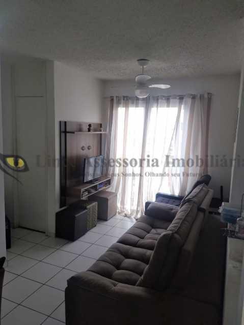 Sala - Apartamento 2 quartos à venda Vasco da Gama, Rio de Janeiro - R$ 260.000 - TAAP22556 - 1