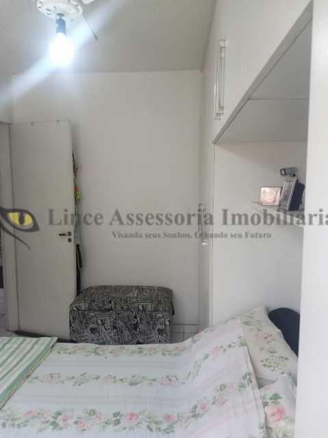 Quarto - Apartamento 2 quartos à venda Vasco da Gama, Rio de Janeiro - R$ 260.000 - TAAP22556 - 9