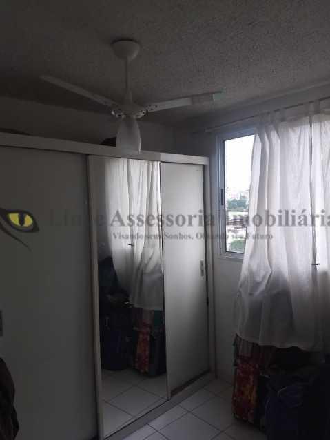 Quarto - Apartamento 2 quartos à venda Vasco da Gama, Rio de Janeiro - R$ 260.000 - TAAP22556 - 11