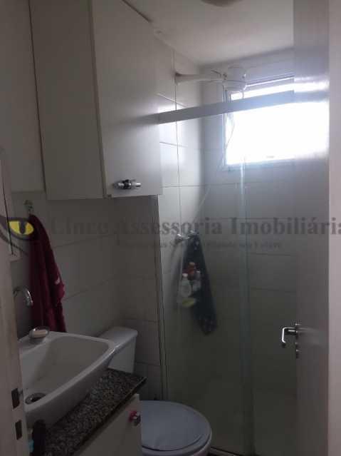 Banheiro Social - Apartamento 2 quartos à venda Vasco da Gama, Rio de Janeiro - R$ 260.000 - TAAP22556 - 12
