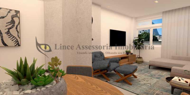02 - Apartamento 2 quartos à venda Botafogo, Sul,Rio de Janeiro - R$ 790.000 - TAAP22557 - 3