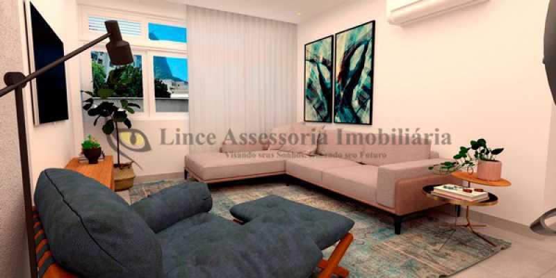 03 - Apartamento 2 quartos à venda Botafogo, Sul,Rio de Janeiro - R$ 790.000 - TAAP22557 - 4