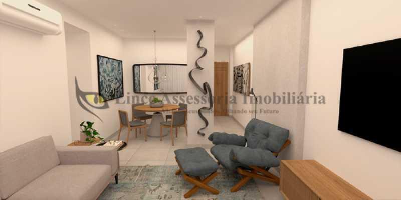 04 - Apartamento 2 quartos à venda Botafogo, Sul,Rio de Janeiro - R$ 790.000 - TAAP22557 - 5