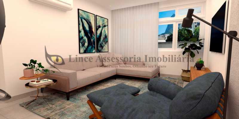 16 - Apartamento 2 quartos à venda Botafogo, Sul,Rio de Janeiro - R$ 790.000 - TAAP22557 - 17